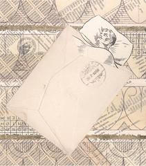 sogni d'oro (kurberry) Tags: collage gold cutpaste vintageephemera
