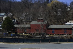 Old Railroad Wearhouse