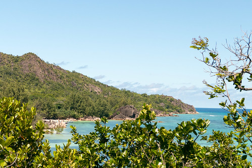 Views from Curieuse Island, Seychelles
