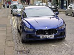 MASERATI (Barrytaxi) Tags: sports car photoblog photoaday 365 halifax
