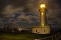 Norah Head at Night-2 (Tim Shilling) Tags: nsw night austalia beach coast lighthouse norahhead