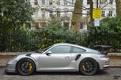 Massive Spoiler Warning (Beyond Speed) Tags: porsche 911 991 gt3 rs gt3rs supercar supercars automotive nikon spoiler london knightsbridge