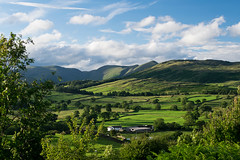 Splendid Isolation (by Claire Shanahan | Photos) Tags: lake district cumbria orrest head windermere rural landscape isolation mountains farmhouse england countryside