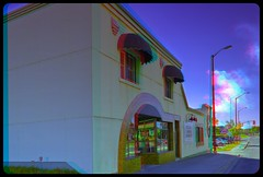 Art Deco style bakery in Sudbury 3-D :: HDR/Raw Anaglyph (Stereotron) Tags: urban ontario canada architecture america radio canon eos stereoscopic stereophoto stereophotography 3d downtown raw control north citylife streetphotography modernism kitlens twin anaglyph stereo bakery stereoview sudbury remote artdeco spatial 1855mm hdr province redgreen 3dglasses hdri transmitter stereoscopy synch anaglyphic optimized in threedimensional stereo3d cr2 stereophotograph anabuilder synchron redcyan 3rddimension 3dimage tonemapping 3dphoto 550d stereophotomaker 3dstereo 3dpicture greatersudbury quietearth anaglyph3d yongnuo stereotron