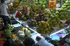 mmm... Fruit! (mysticislandphoto) Tags: travel viet nam market