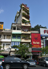 10 ft wide lots (mysticislandphoto) Tags: travel viet nam hochiminh saigon