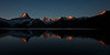 Bachalpsee in the morning (benno.dierauer) Tags: schreckhorn grindelwald bachalpsee reflection first switzerland mountain berneroberland 70d