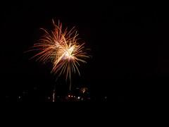July 4th Fireworks (StarmanMike) Tags: independanceday july4 fourthofjuly seattle rainiervalley hillmancity brightonpark independenceday fireworks 42nd ave southhillman cityrainier valleyseattlekingcountywawashingtonusanew years eve night nightphotography 42ndavenuesouth