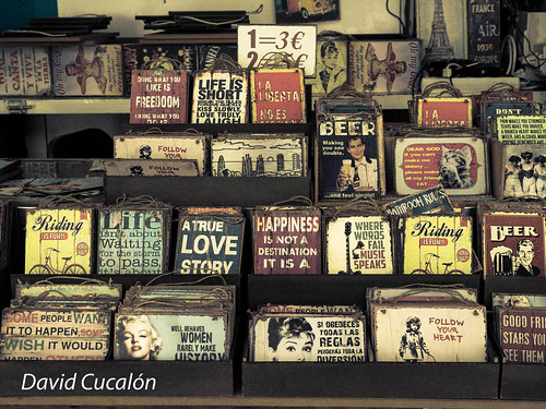 Vintage messages