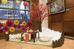 () Tags: snow tree hotel landscaping plum newyear plumflower  hongmei        weiyat
