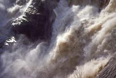 063 1992-05 Kakabeka Falls, ON (crobart) Tags: ontario may slide falls 1992 kodachrome slides kakabeka