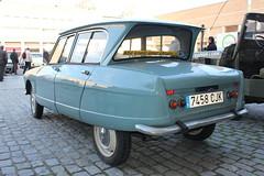 1963-1964 Citron Ami 6 (coopey) Tags: 19631964 citron ami 6