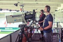 L_M_4481 (www.pomme.sk) Tags: live broadcasting reckord studio pomme lubos micek camera operator heidenheim eufa under19 croatia england germany championship football sport uefa