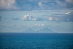 Vulcano, Lipari, Salina (mArt Image) Tags: islands sicily italy eolie lipari salina vulcano sea blue sky outdoor