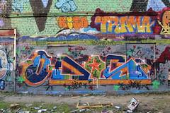 Freshness from Pispala (Thomas_Chrome) Tags: graffiti streetart street art spray can legal fame gallery hof pispala wall walls tampere suomi finland europe nordic