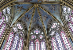 20160725_chaalis_abbey_primatice_chapel_88w89 (isogood) Tags: chaalis chapel primatice frescoes stainedglass renaissance barroco france church religion christian gothic cathedral light abbey