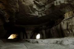 Crevice - Canal d'amour - Corfu (Konstantin Delbrck) Tags: crevice rocks corfu greece angle light tunnel ways extra wide