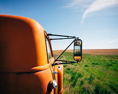 Reminisce (Pedalhead'71) Tags: adamscounty washington abandoned truck happytruckthursday