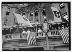 July 4th (LOC) (The Library of Congress) Tags: libraryofcongress dc:identifier=httphdllocgovlocpnpggbain27396 xmlns:dc=httppurlorgdcelements11 july41918 loyaltyparade 1918 newyork 5thavenue savoy hotel