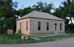 City hall, Coolidge, Kansas (Blake Gumprecht) Tags: coolidge kansas hamiltoncounty cityhall