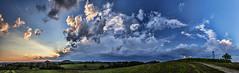 IMG_0484-90Ptzl2GE2 (ultravivid imaging) Tags: ultravividimaging ultra vivid imaging ultravivid colorful canon canon5dmk2 clouds stormclouds sunsetclouds fields farm scenic rural laquintaessenza