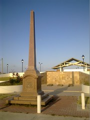 Memorial (Sasha India) Tags: belizecity belize             caribbean