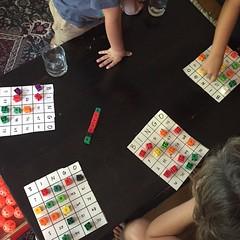 (Ryan Dickey) Tags: improvised bingo
