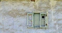 wall and window -- pared y ventana: santolaya (Roger S 09) Tags: asturias cabranes santolaya santaeulalia abandonada abandoned paredyventana wallandwindow pared wall ventana window
