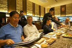 Japaneze resturant (Anders Sellin) Tags: china japanese kina shanghai japansk kollegor resturang resturant