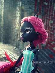Catty Noir (eneida_prince) Tags: monsterhigh doll dolls osalina mattel photo photos mh 2016 monsterhigh2016 photoshoot cattynoir werecat cat basic