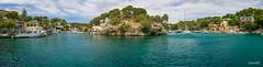 Cala Figuera (Siurell Blr) Tags: baleares balearicislands illesbalears islasbaleares santany espaa calafiguera mar sea cielo sky panoramica panoramic panorama