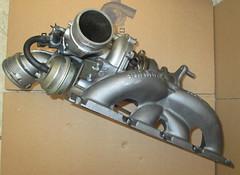 Turbina Audi 2.0 TSI (Marcos Turbo) Tags: turboihi 06j145713k turbina passat20 tiguan20 jetta20 audi20