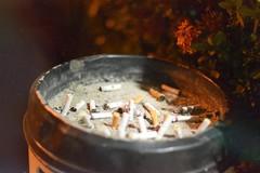 ... (porranenem) Tags: cigarettes 50mm nikon photography night muted mutedcolor trash