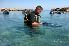 Tauchen Zypern 2016 (Martin Wippel) Tags: tauchen diving dive scuba martin wippel urlaub strand meer mittelmeer holidays vacation hotel zypern kypros kbrs cyprus cuprum  olympos  agia ayia napa larnaca beach kap greco sea caves mark jacobs conrad johnson ocean view