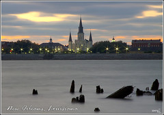 St. Louis Cathedral-Jackson Square- New Orleans, Louisiana (Mike Keller Photo) Tags: louisiana neworleans jacksonsquare