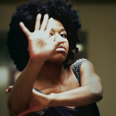 """Still image [Miranda Moy, of Lamarre and Dancers] from """"mechanical response,"""" filmed earlier this year at the Light Box on Linwood Avenue, in Detroit. Post production has been extensive, yet relentless. This project is almost to completion, then it will b • <a style=""""font-size:0.8em;"""" href=""""http://www.flickr.com/photos/78629037@N03/16662288323/"""" target=""""_blank"""">View on Flickr</a>"""