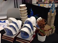 SXSWedu Playground handdrawn 3D print