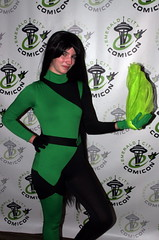 0337a - ECCC 2015 (Photography by J Krolak) Tags: costume cosplay masquerade comiccon emeraldcitycomiccon shego