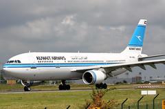 9K-AMC (GH@BHD) Tags: paris aircraft aviation airbus airliner cdg a300 kuwaitairways 9kamc