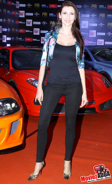 Bollywood celebs at Fast and Furious 7 screening
