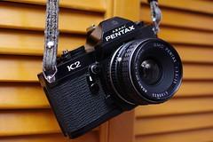 Pentax K2 black (Jonathan_in_Madrid) Tags: slr pentax k2 k3 2015