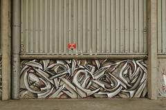 Spazm (Re PiEd) Tags: white black graffiti noir spray blanc dely spazm smerg antistak