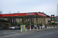 Photo of Texaco, Wibsey West Yorkshire.