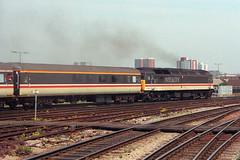 47805, Bristol Temple Meads, May 16th 1998 (Southsea_Matt) Tags: train railway swallow intercity diesellocomotive class47 47257 47805 d1935 bristoltemplemead 47650