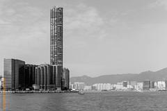 Hongkong (Edi Bähler) Tags: bauwerk berg edi ferien gebäude gewässer hochhaus hongkong natur building highrise mountain nature outhongkongbw structure waters nikond810 24120mmf4