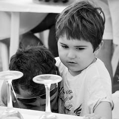 enfant (pepe amestoy) Tags: portrait people blackandwhite blancoynegro nikon streetphotography sigma snap murcia contemporany 18200mm santiagodelaribera d3100