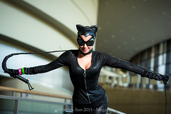 SP_45678 (Patcave) Tags: costumes anime film canon comics movie eos book photo dc costume orlando comic photoshoot cosplay f14 culture 85mm sigma pop hallway fantasy convention comicbook scifi snapshots megacon marvel catwoman ef 1740mm f4 2015 patcave 5d3 megacon2015
