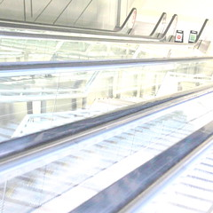 slipstreams (tasawa69) Tags: washingtondc airport dulles escalator