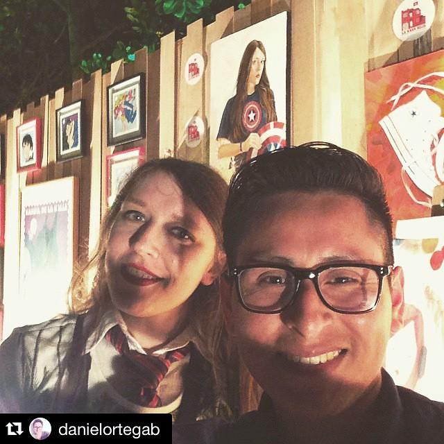 Yulia Katkova & Daniel J Ortega