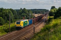 E6ACTd-104 (arkadiusz1984) Tags: pl freightliner fpl magistrala d29131 węglowa e6actd104 e6actd